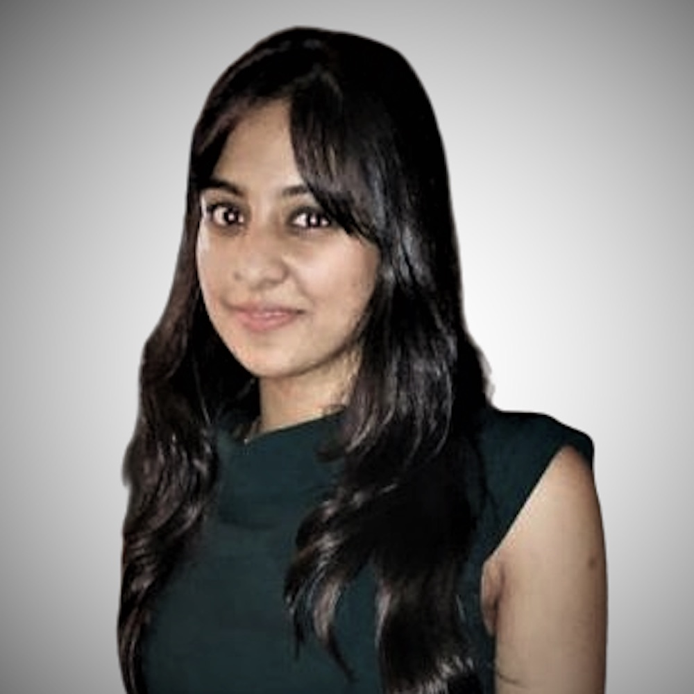 Srishti Lakhotia, Associate - Portfolio Development